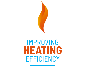 Improved heating efficiency