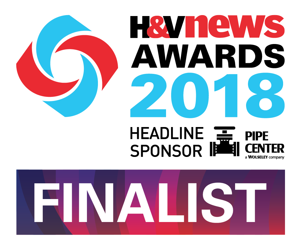 Finalist at the H&V News Awards 2018